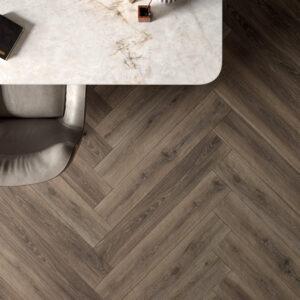 Eco Chic Avana wood effect porcelain tile flooring