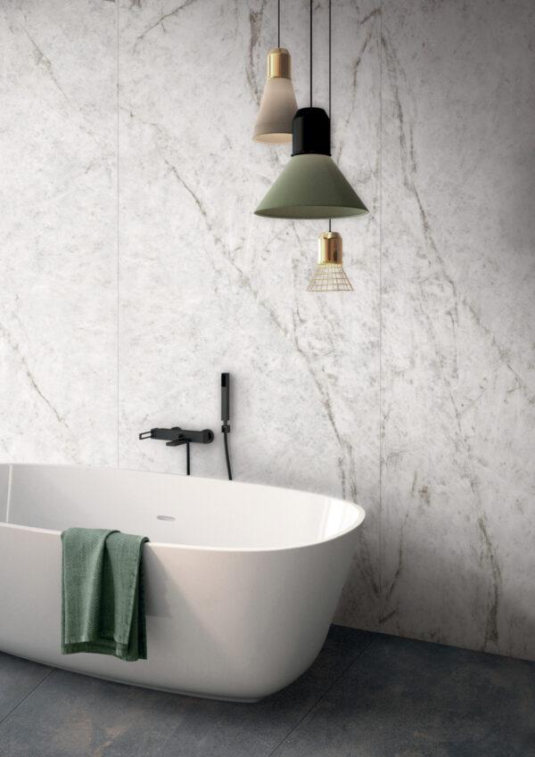 sensi gems, iceberg, wall bathroom tiles