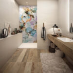 wide and style spring decorative wall tiles
