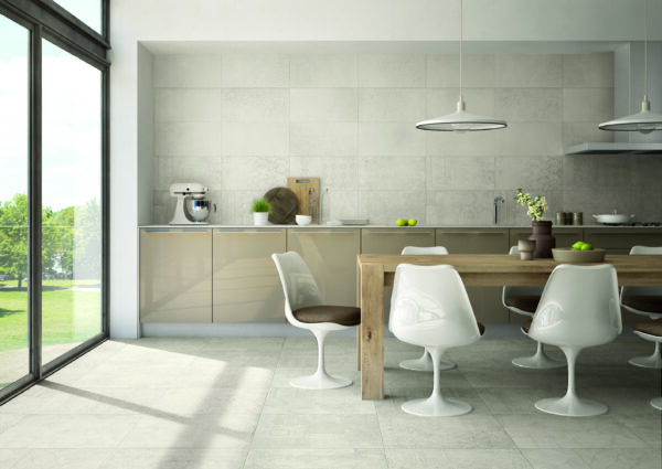 ABK Ivory downtown floor and wall porcelain tiles