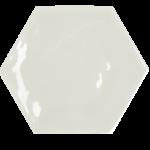 memories kisses mist hexagon wall tiles