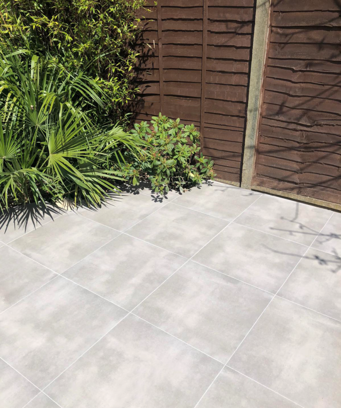 porcelain patio cleaning